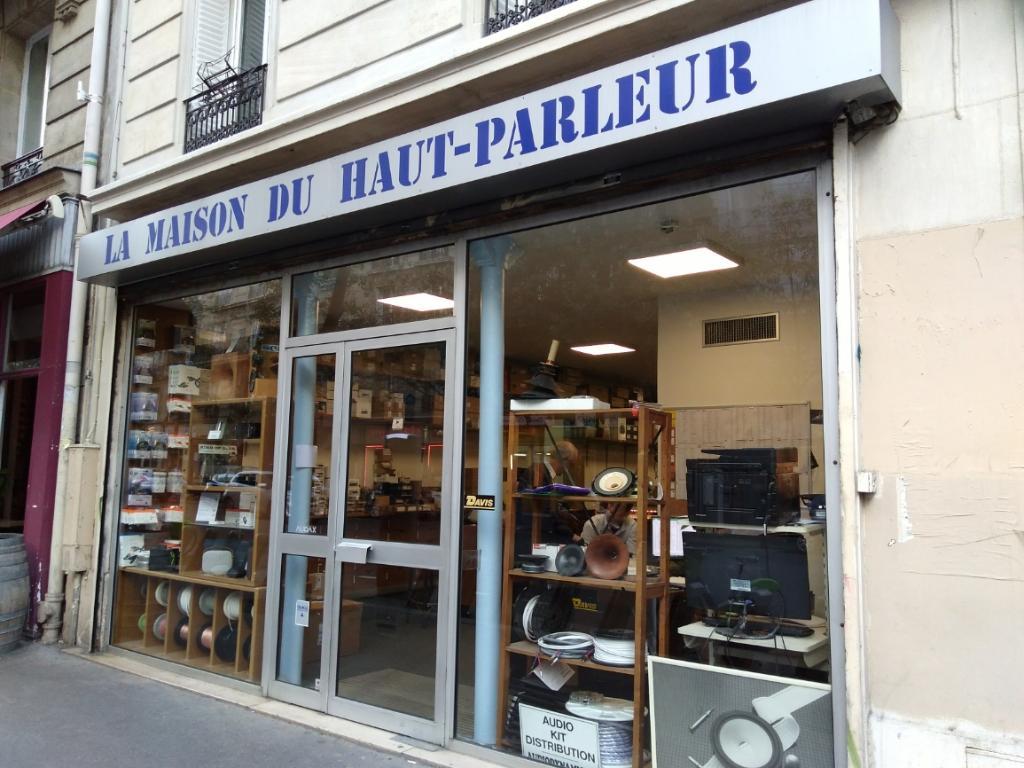 La Maison du Haut Parleur Paris - Télévision, vidéo, son (adresse