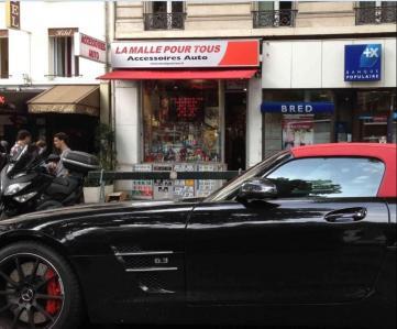 La Malle Pour Tous - Pièces et accessoires automobiles - Paris