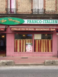 La mama - Restaurant - Suresnes
