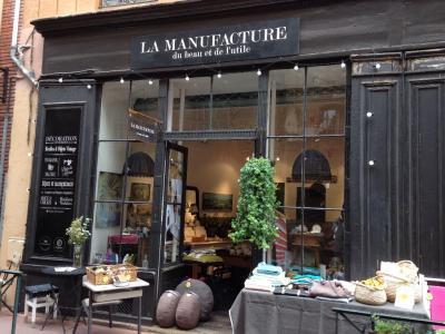 La Manufacture du Beau et de l'Utile - Magasin de décoration - Toulouse
