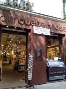 La Mouette Rieuse - Librairie - Paris