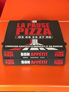 La Pause Pizza - Restaurant - Creil