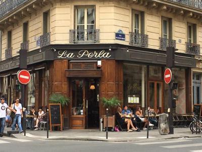 La Perla Bar - Restaurant - Paris
