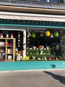 la Petite Chocolaterie - Chocolatier confiseur - Versailles