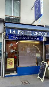La Petite Chocolatière - Chocolatier confiseur - Paris