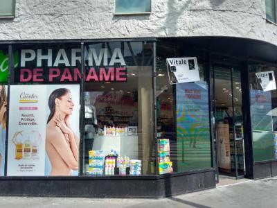 La Pharma de Paname - Pharmacie - Paris