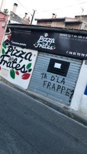 La Pizza Des Fratés - Restaurant - Marseille