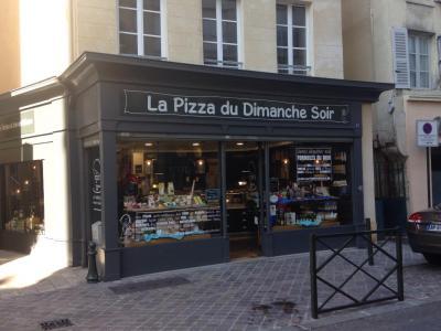 La pizza du dimanche soir - Restaurant - Saint-Germain-en-Laye