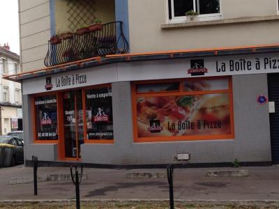 La Boite A Pizza - Restauration à domicile - Nantes