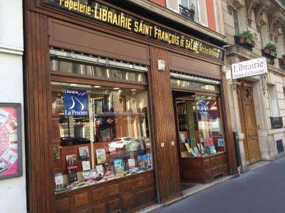Librairie La Procure Saint-François de Sales - Librairie - Paris