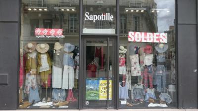 La Sapotille - Vêtements femme - Angers