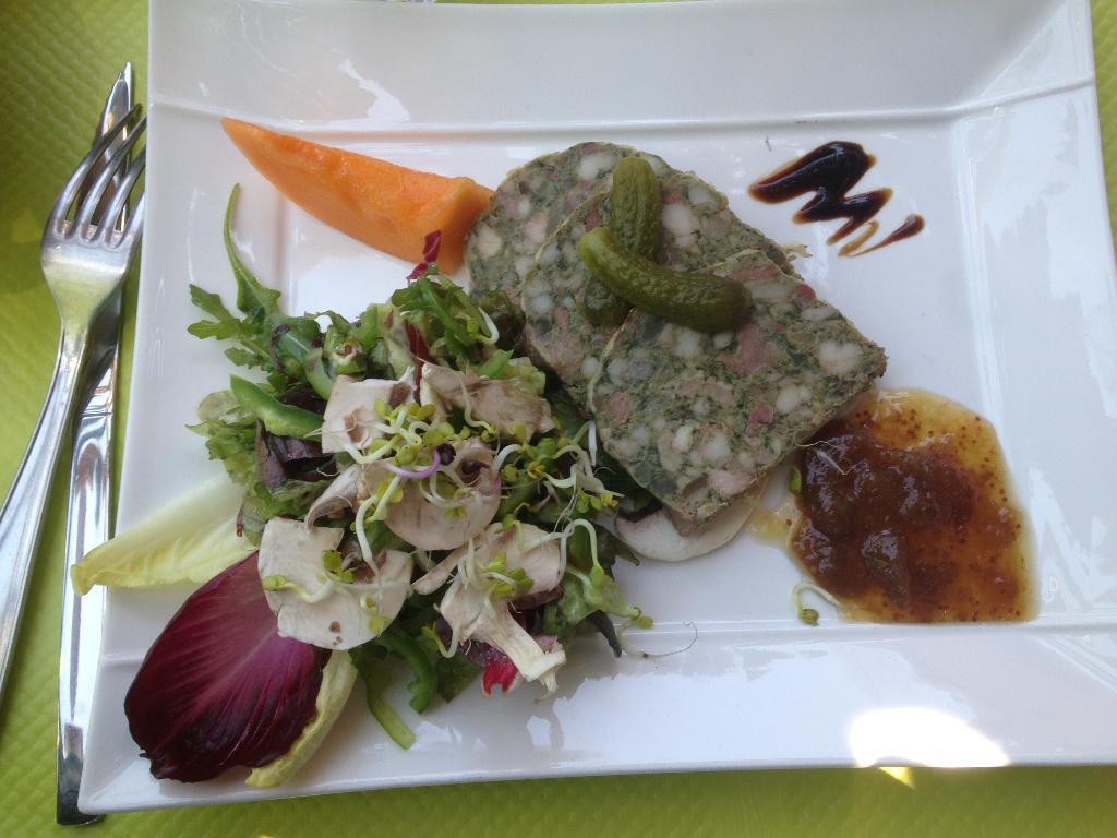 La Table De Chez Nous Lambesc la table de chez nous lambesc - restaurant (adresse, avis)