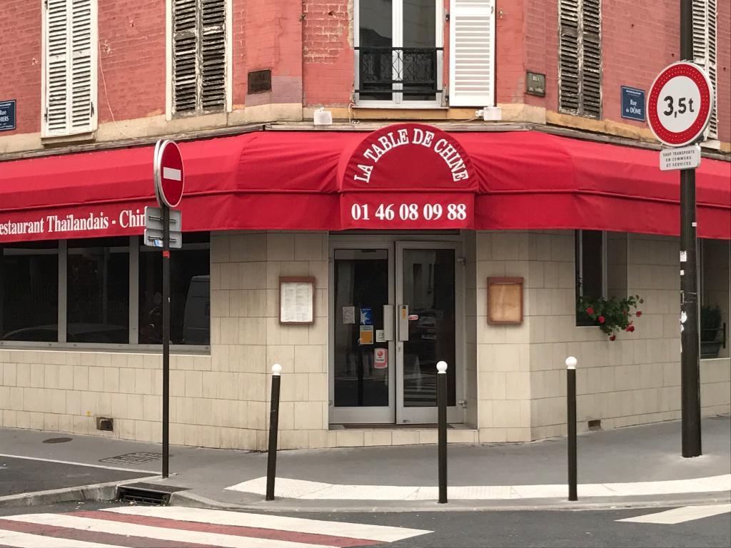 La Table De Chine Boulogne Billancourt Restaurant Adresse