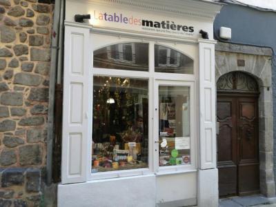La Table Des Matières - Restaurant - Aurillac
