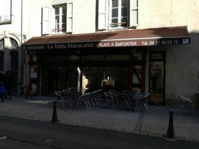 La table Marocaine - Restaurant - Aurillac