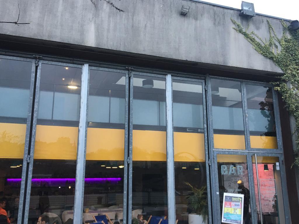 La Terrasse De L Ile Nantes Café Bar Adresse Horaires