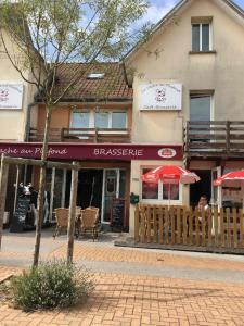 La Vache Au Plafond - Restaurant - Fort-Mahon-Plage