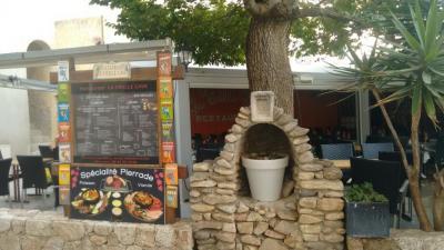 La Vieille Cave - Restaurant - Algajola