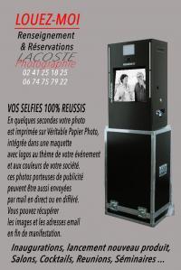 Lacoste Photographie - Développement et tirage photo - Angers