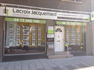 Lacroix Jacquemard Immobilier - Agence immobilière - Grenoble