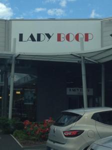 Lady Boop - Vêtements femme - Aubière