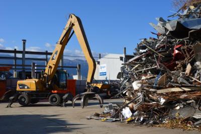 Lafleur Tony - Collecte et recyclage de déchets de fers et métaux - Loriol-sur-Drôme