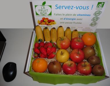 Lafruitbox - Vente en ligne et par correspondance - Nantes