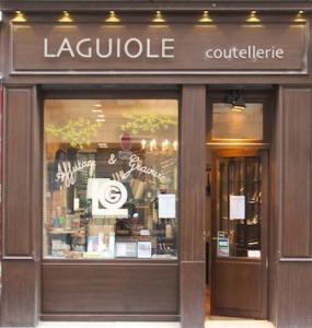 Laguiole Ille Saint Louis - Fabrication de cristal, vaisselle et orfèvrerie - Paris