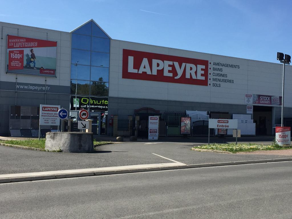 Avis Plan De Travail Lapeyre lapeyre, 841 r europe, 45200 amilly - cuisiniste (adresse
