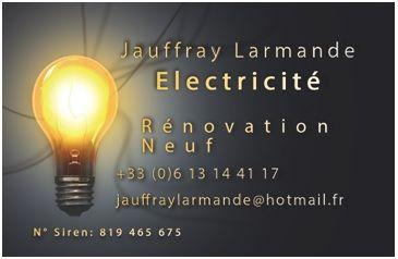 Larmande Jauffray - Entreprise d'électricité générale - Alès