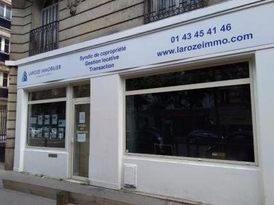 Laroze Immobilier - Syndic de copropriétés - Paris