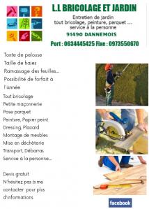 Larroumets ludovic - Entreprise de nettoyage - Dannemois