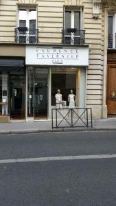 Laurence Tavernier - Lingerie - Paris