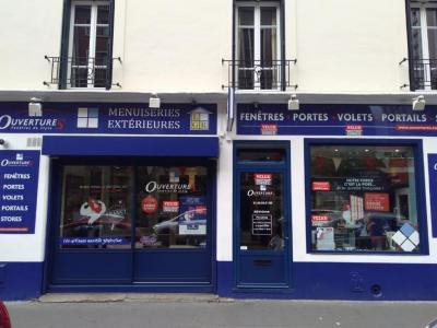OuvertureS LGR - Entreprise de menuiserie - Paris
