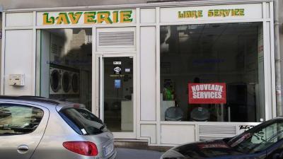 Lav'Marck - Laverie - Paris