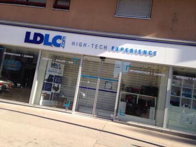 LDLC Villeurbanne - Vente de matériel et consommables informatiques - Villeurbanne