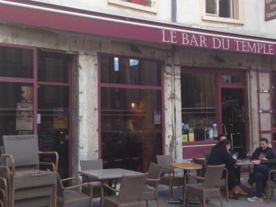 Le Bar Du Temple - Café bar - Vienne