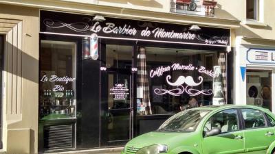 Le Barbier de Montmartre - Coiffeur - Paris
