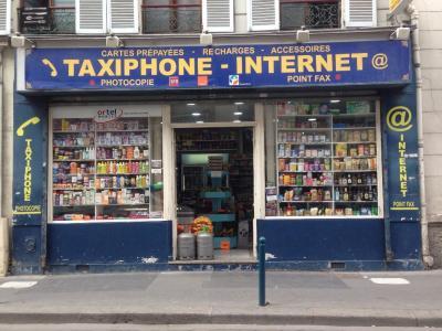 Le Bazar de Pantin Taxiphone - Alimentation générale - Pantin