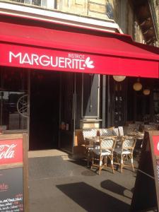 Le Bistrot Marguerite - Café bar - Paris