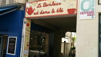 le Bonheur Est Dans le The - Salon de thé - Poitiers