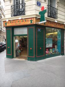 le Bonhomme de Bois Bonhomme de Bois Distribution - Jouets et jeux - Paris