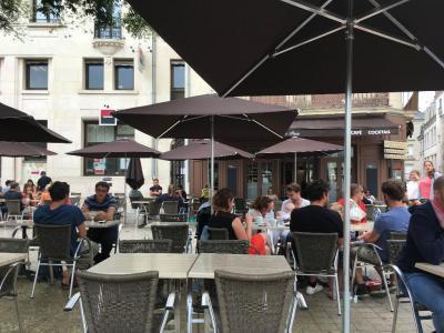Le café de la paix - Café bar - Poitiers