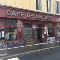 Cafe De La Soie - LYON