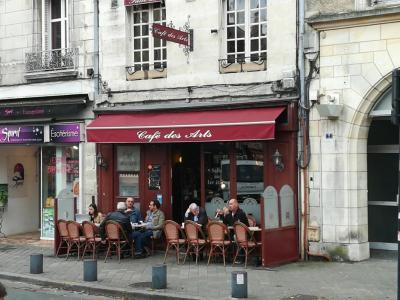 Le Café des Arts - Café bar - Poitiers