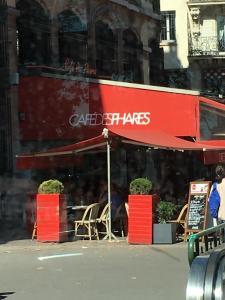 Le Café des Phares - Café bar - Paris