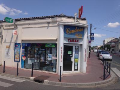 Le Caudéran - Bureau de tabac - Bordeaux