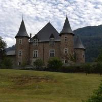 Le Château De Picomtal - CROTS