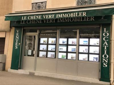 Le Chêne Vert Immobilier - Agence immobilière - Paris