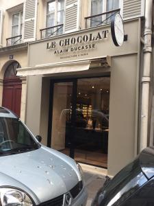 Le Chocolat Alain Ducasse - Chocolatier confiseur - Paris